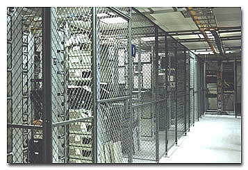 Individual Locking Cages